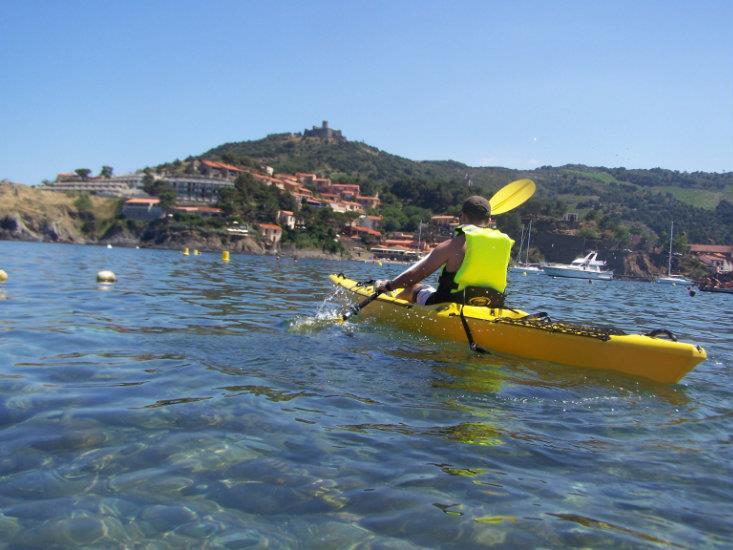 Location Kayak Simple