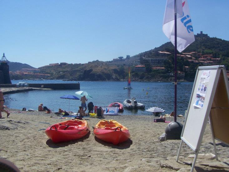 Location Kayak Double