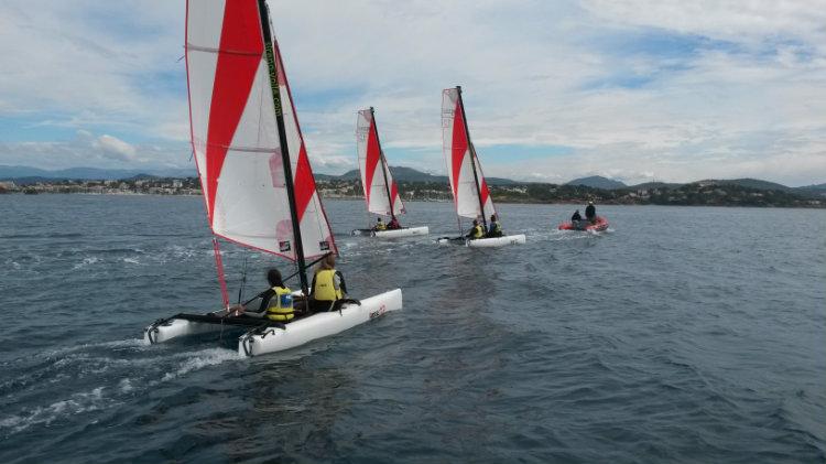catamaran du 26 au 30 octobre 2021 14h-17h