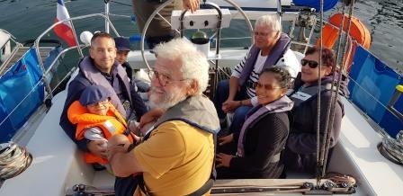Excursion découverte des Phares jusqu'à l'île de Sein + invitation visite musée maritime du Cap Sizun