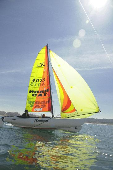 Stage Hobie Cat 15