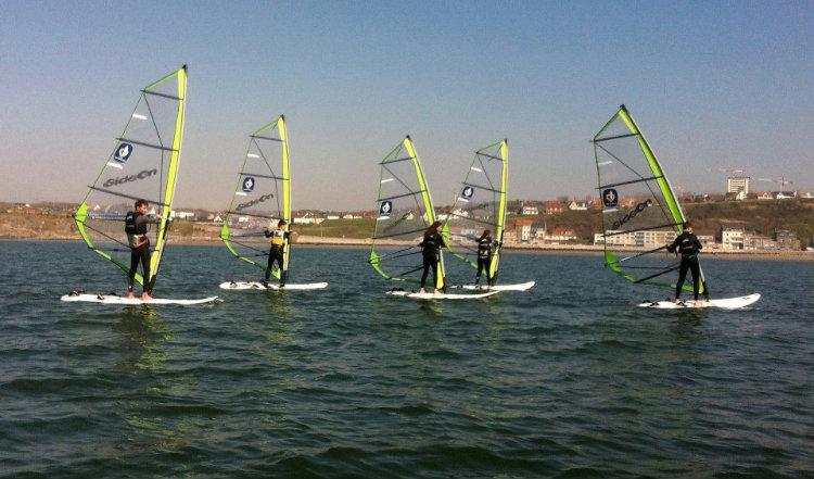 Stage Planche à voile - windsurf