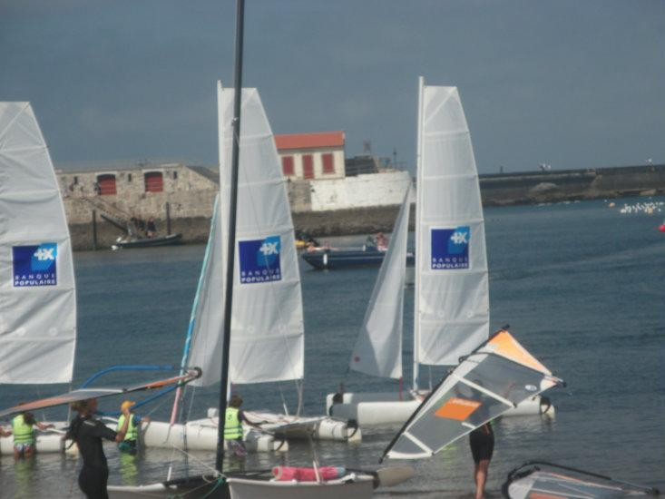 catamarans 8/13 ans