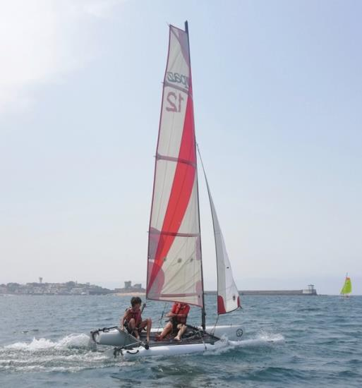 Stage Catamaran  8-13 ans 2020