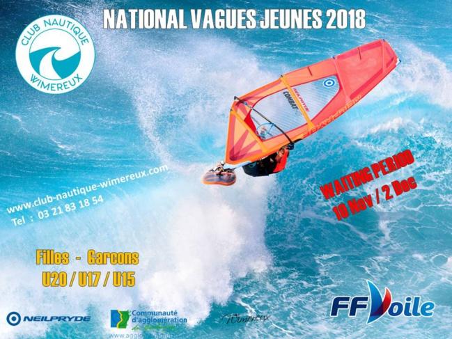 NATIONAL VAGUES JEUNES 2018