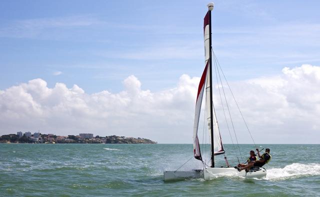 Raid Catamaran  (été 2020)