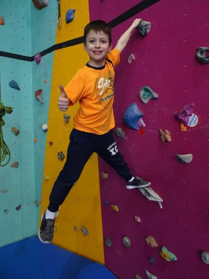 7/9 ans Multisports Escalade, Bowling et Rollers