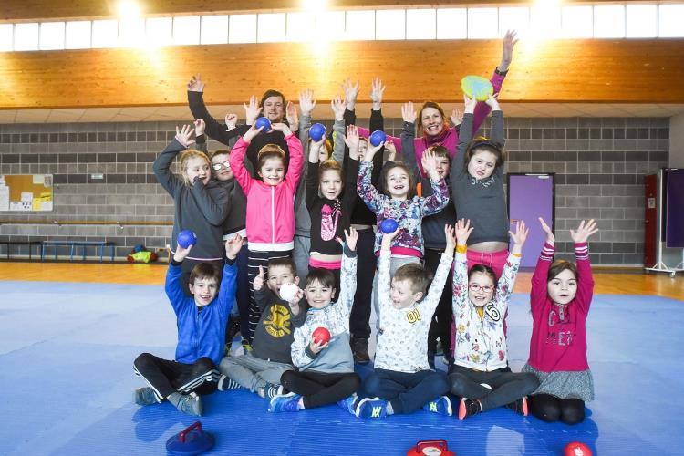 4/5 ans Multisports Dominantes Baby basket et ateliers langues Anglais/ Allemand ( Vacances de Printemps)
