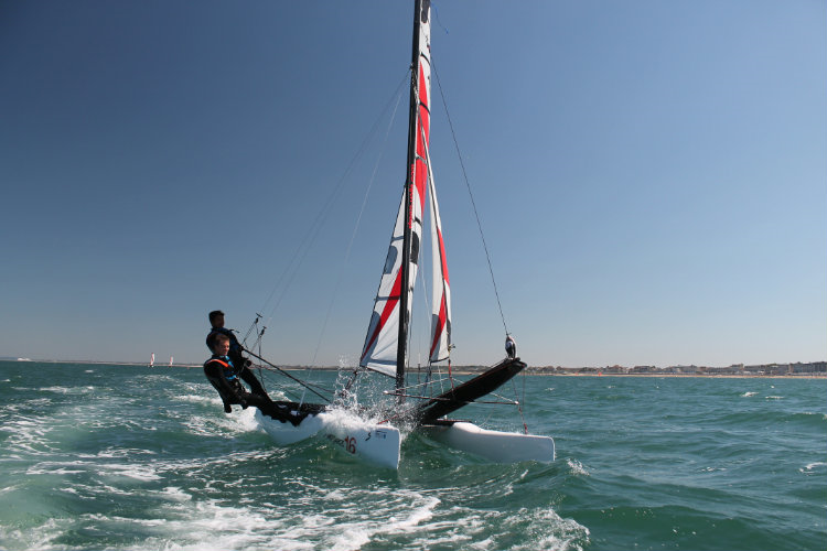 Groupe voile