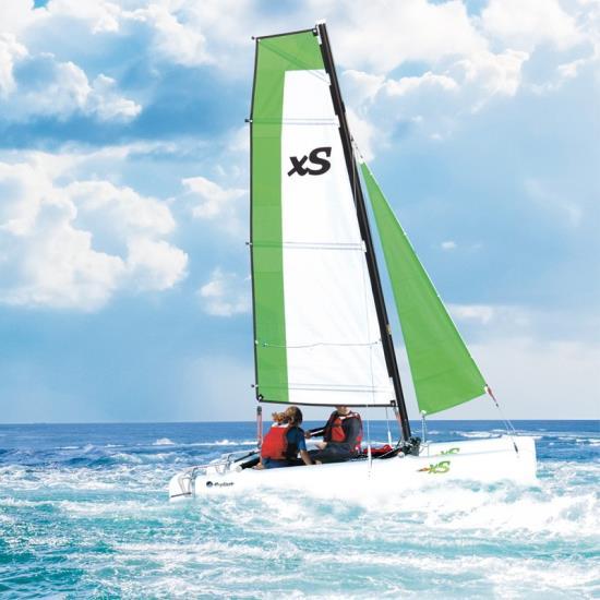 "Stage catamaran ""XS"" 10.5 - NIVEAU 2"
