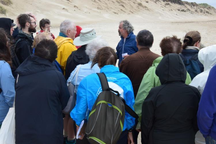 Balades de Vincent - Sauvons la Mer à Tardinghen et à Wissant