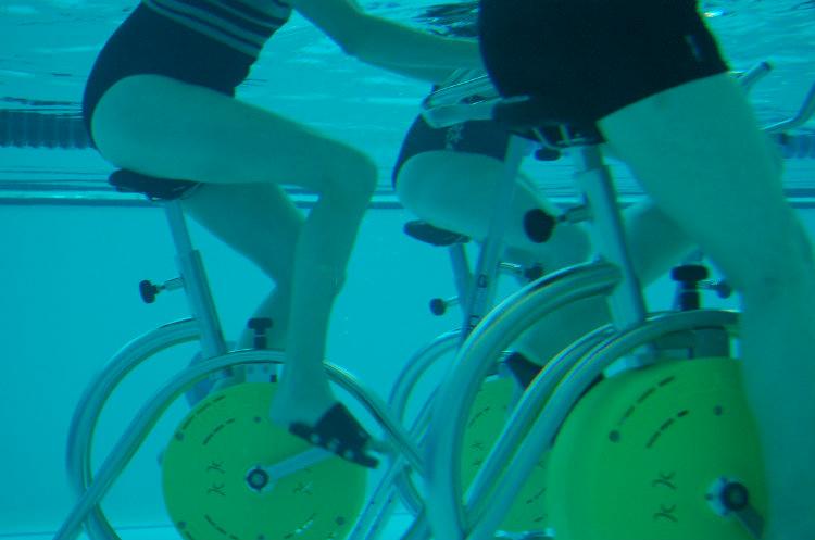 1 séance Aquabike