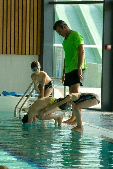 Stage natation enfant 5 séances