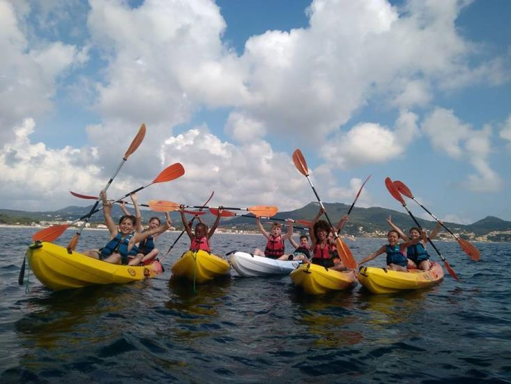 Stage Kayak Paddle Pâques