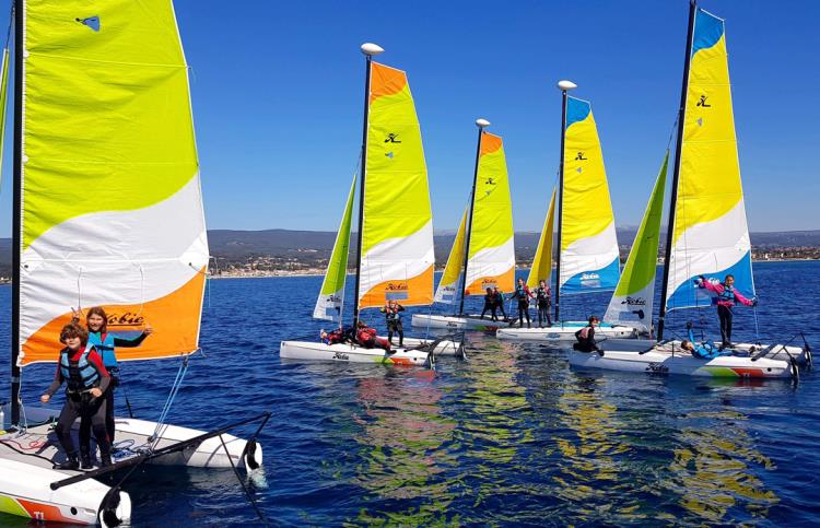 STAGE Catamaran T1 été 2021