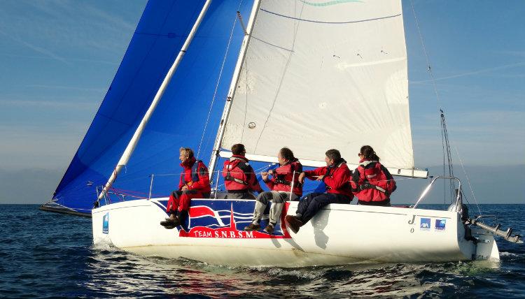 Promotion Fin d'été Habitable Loisir J 80 Saint Malo  Port des Sablons