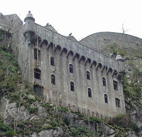Visite guidée du Fort du Portalet