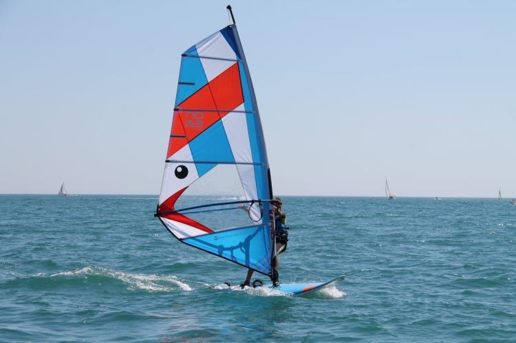 Stage Wind Surf