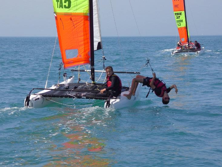 Stage Catamaran Junior