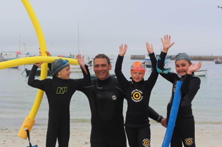 STAGE 5 séances de natation