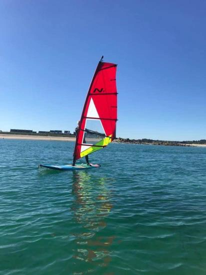 STAGE PLANCHE A VOILE/FUNBOARD