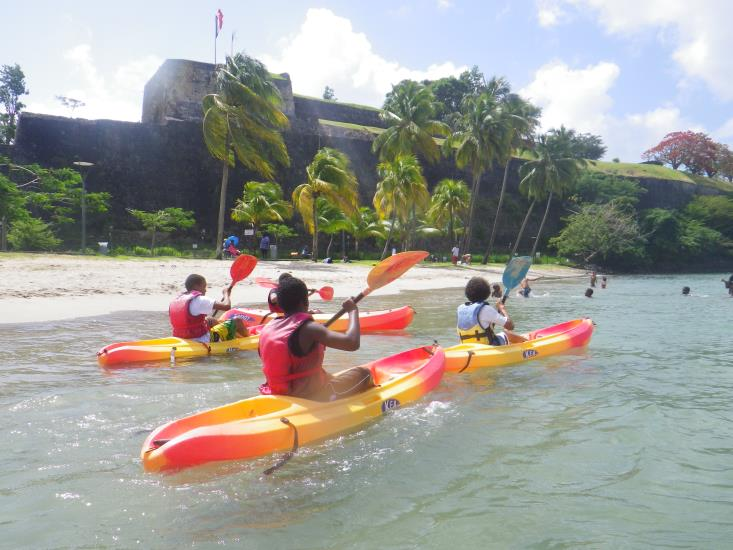 Stage Kayak Carnaval 2021