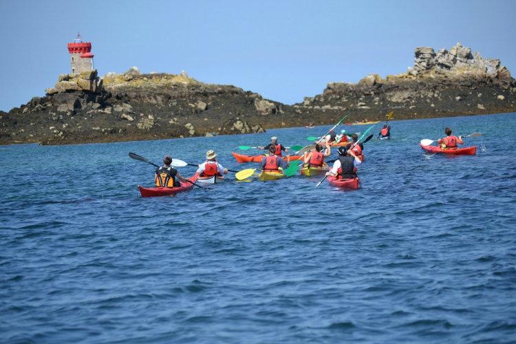 Journée Pique-Nique en Kayak