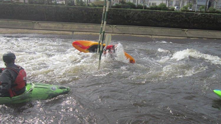 Kayak de Mer Progression