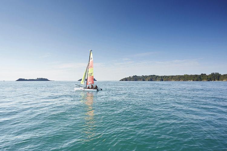 Location catamaran découverte