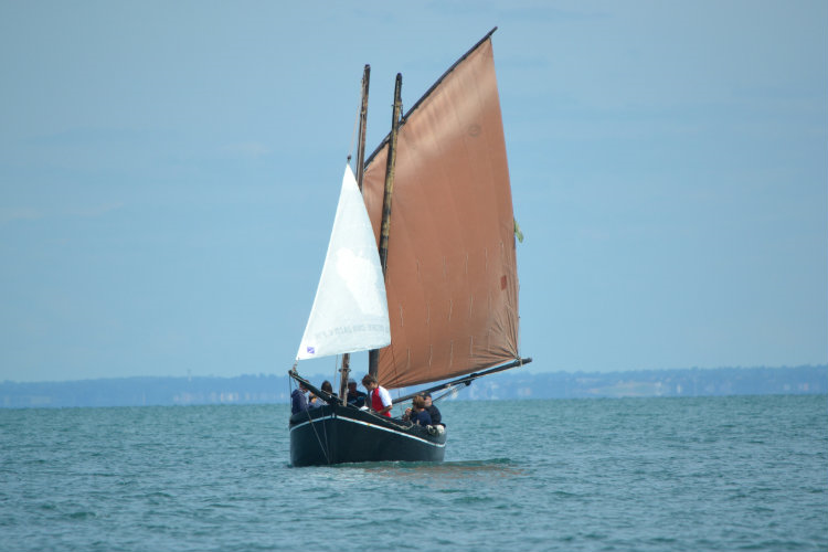 sortie voile traditionnelle
