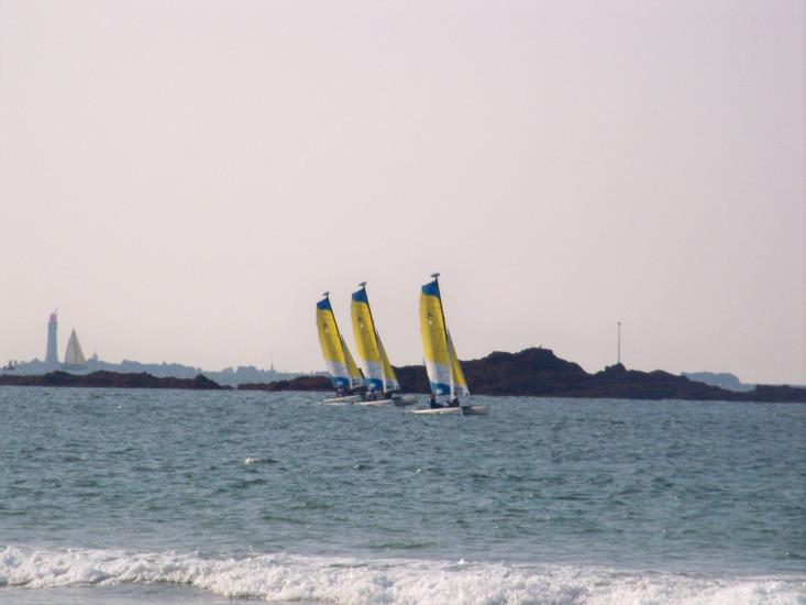 Stage été : Hobie T1 Initiation