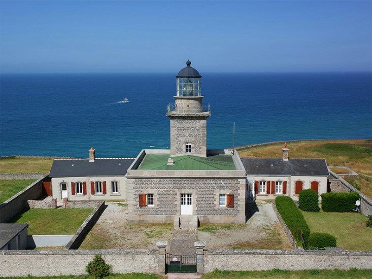 Visite guidée du phare (dimanche, lundi, mercredi et samedi)