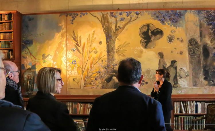 Visite des 3 Peintres & DVD REDON - Adulte