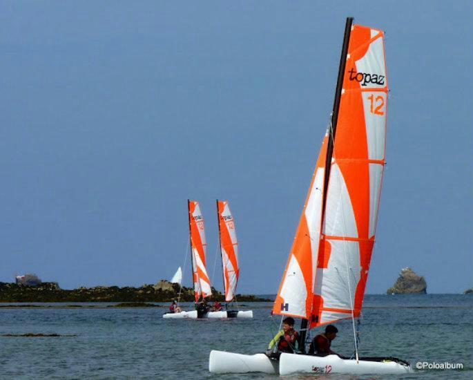 STAGE 5 séances catamaran 10/12 ans topaz 12