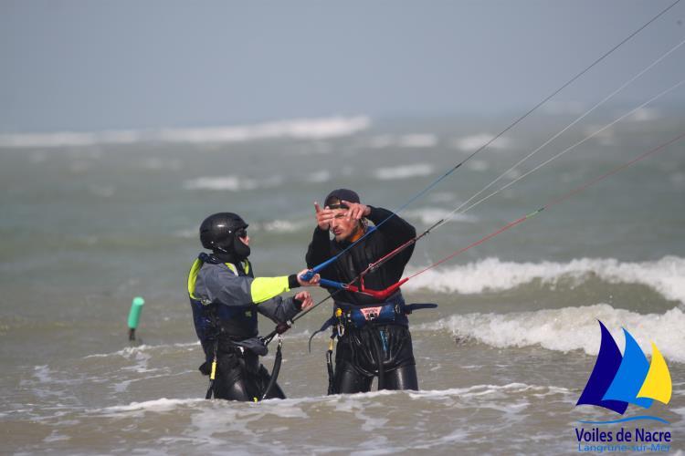 Stage kite surf