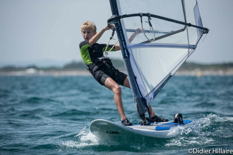 2021/ MER PLANCHE A VOILE  5x2H30