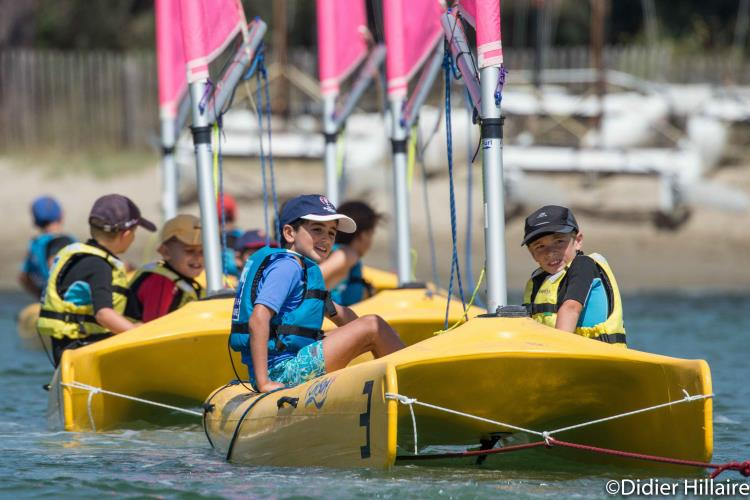 *SUMMER SAILING CAMP JUNIOR 9H30/17H