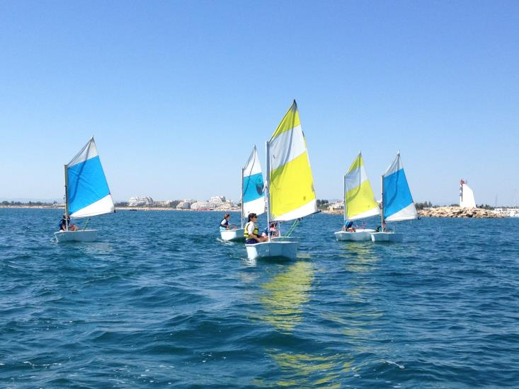 2020/ OPTIMIST MER EVOLUTION 5x2H30