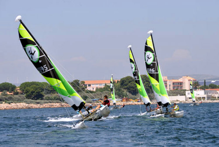 Stage Catamaran HC15 Adulte 3h
