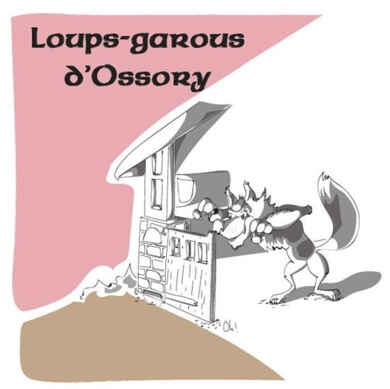 22/08 - Loup Garou - Ludothèque