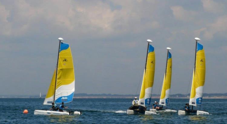 Stage Pâques 2018 : Catamaran 8/14 ans