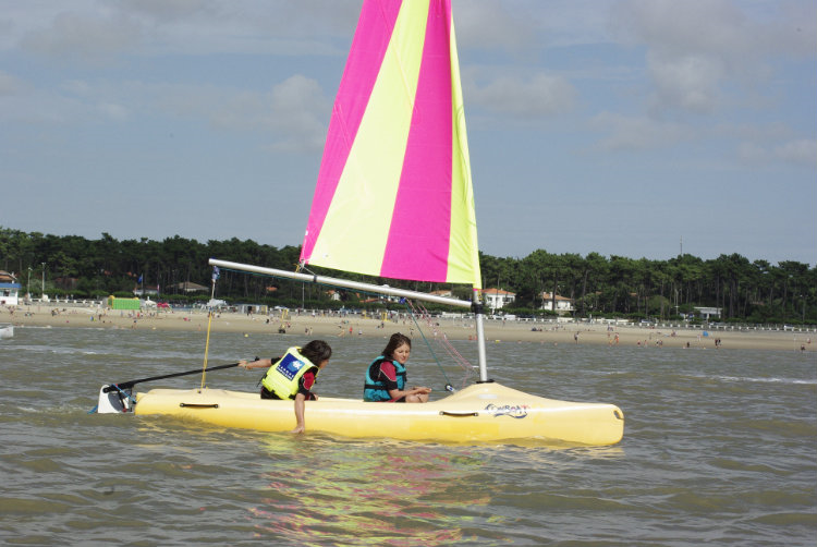 Stage 9/12 ans fun boat perfectionnement