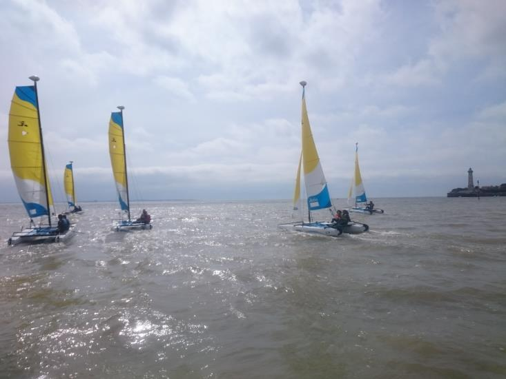 Stage 12/15 ans hobie T1 initiation