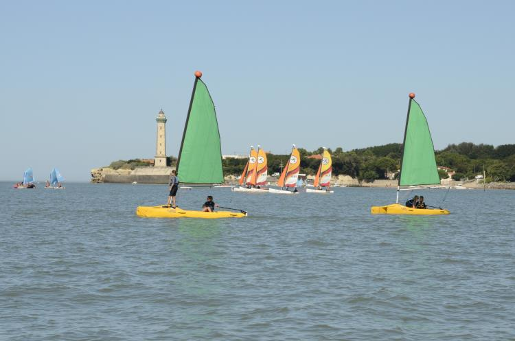 Stage 9/12ans fun boat 5j sup
