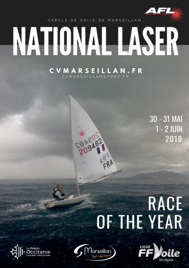 Demi National Sud Laser 4.7