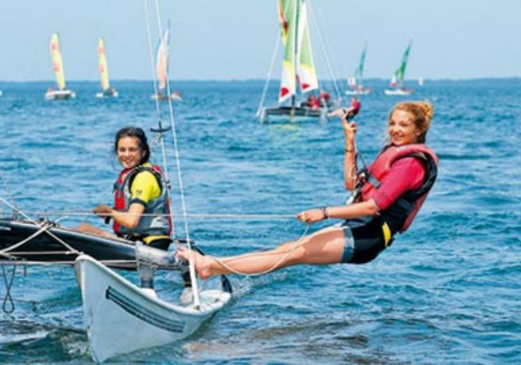 Stage 5j Catamaran 8/14 ans