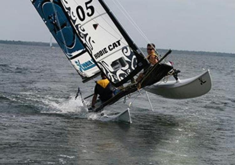 Stage 3j Catamaran perf +15 ans
