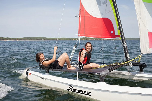 Stage 5j Catamaran 10/15 ans