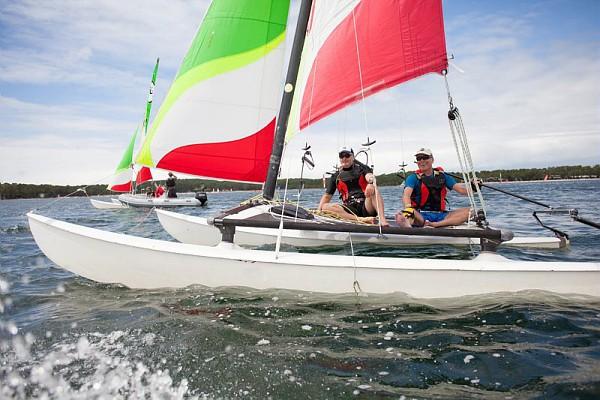 Stage 5j Catamaran perf +11 ans