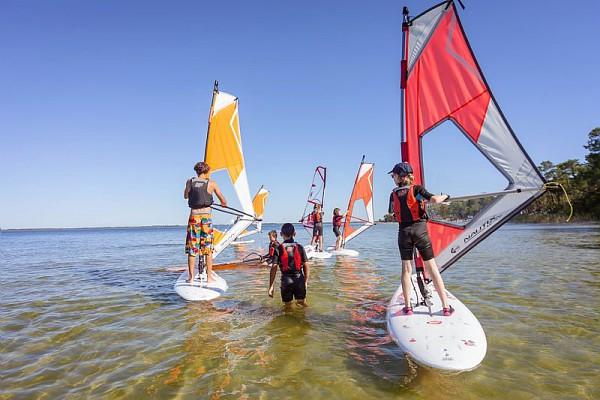 Stage 5j Planche-Catamaran 10/15 ans